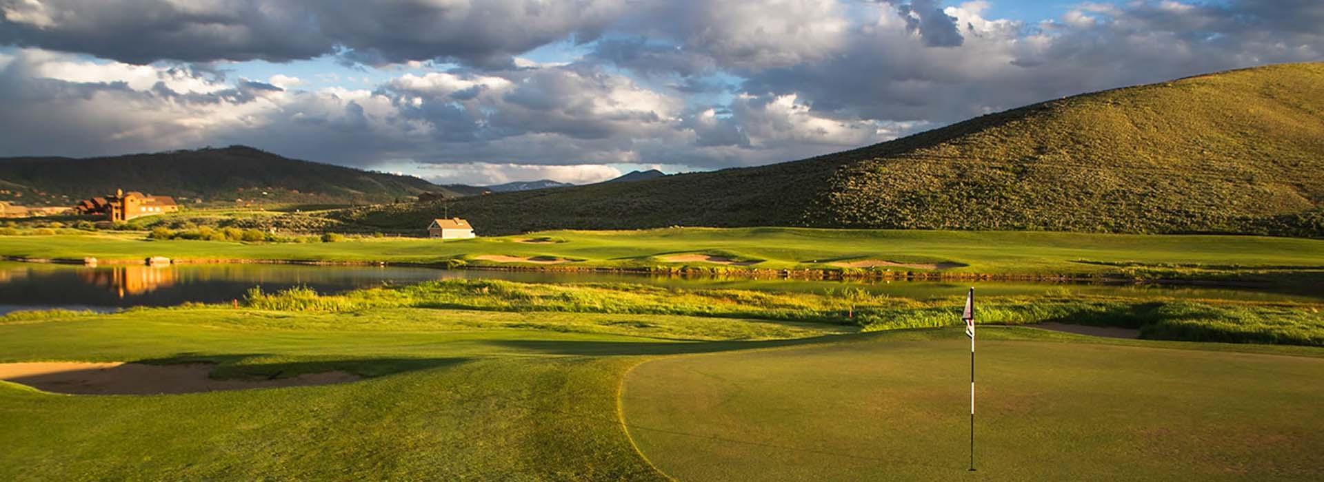 Grand Elk Golf | Granby, CO