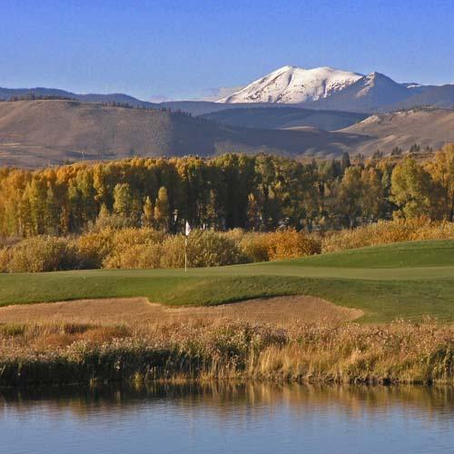 Grand Elk golf   Granby, CO