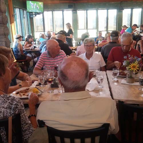 Grand Elk 9 and Dine Event, Granby, CO